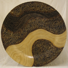 Mojave wall disk